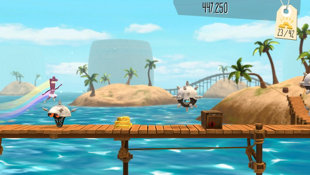 BIT.TRIP Presents... Runner2: Future Legend of Rhythm Alien Screenshot 6