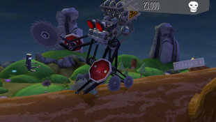 BIT.TRIP Presents... Runner2: Future Legend of Rhythm Alien Screenshot 8