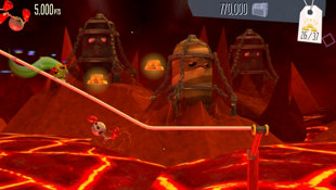BIT.TRIP Presents... Runner2: Future Legend of Rhythm Alien Screenshot 9