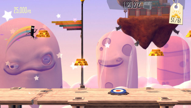 BIT.TRIP Presents... Runner2: Future Legend of Rhythm Alien Screenshot 10