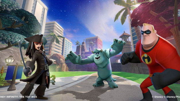 Disney Infinity Screenshot 10