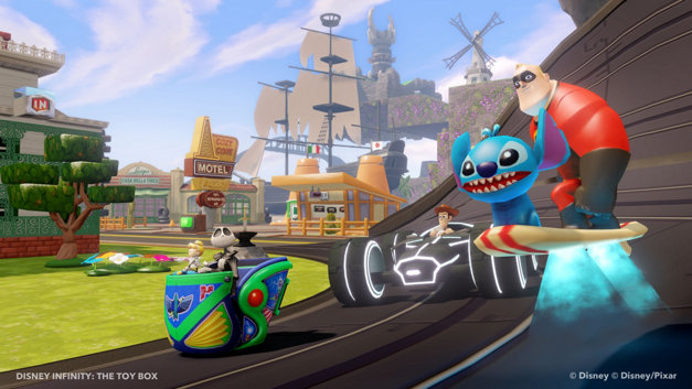 Disney Games For Ps3 : Disney infinity game ps playstation