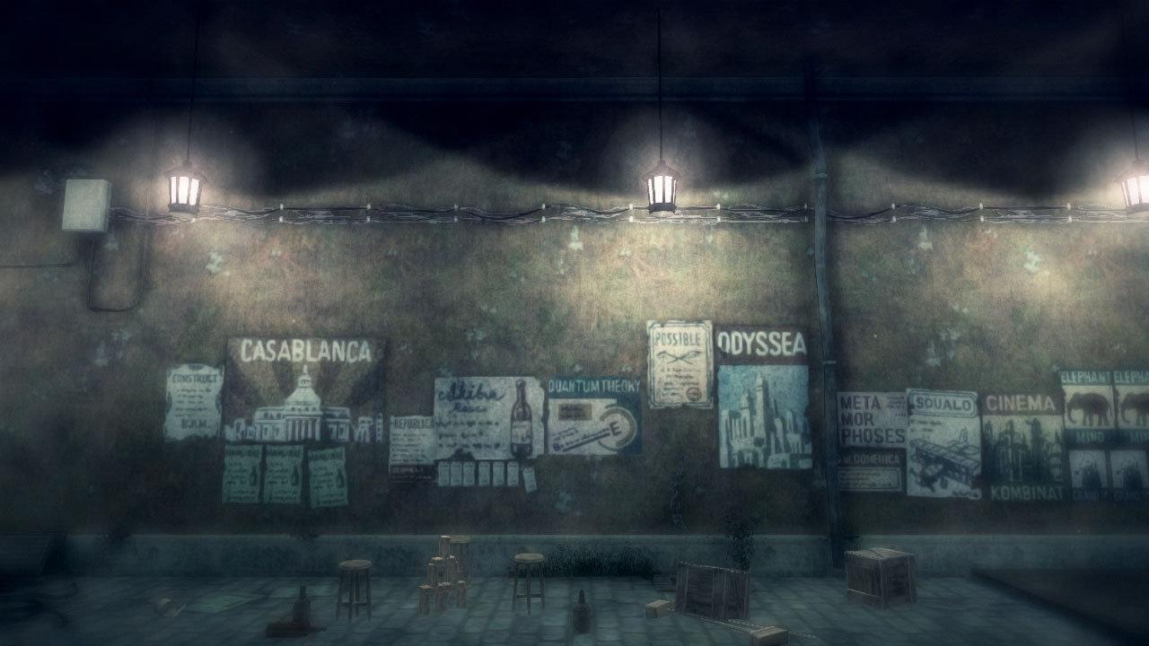 rain™ Game | PS3 - PlayStation