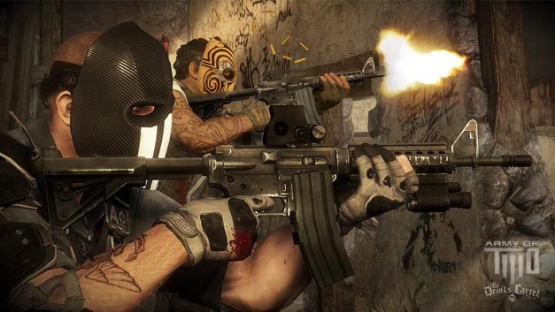 Army of TWO™ The Devil's Cartel Screenshot 1