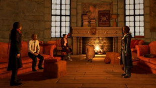 Pottermore™ at PlayStation®Home Screenshot 8