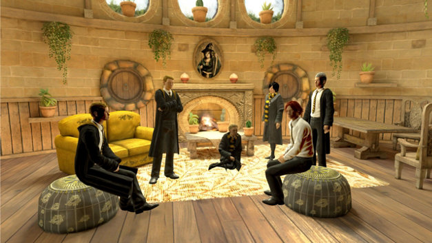 Pottermore™ at PlayStation®Home