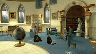 Pottermore™ at PlayStation®Home Screenshot 2
