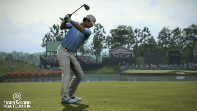 Tiger Woods PGA TOUR® 14 Screenshot 13