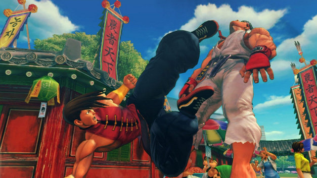 Super Street Fighter® IV Arcade Edition Screenshot 7