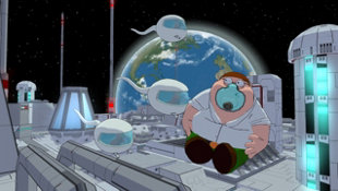 Family Guy™ Back To The Multiverse