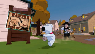 Family Guy™ Back To The Multiverse Screenshot 3