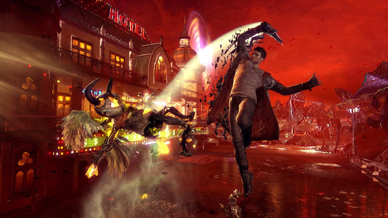 DmC Devil May Cry™ Game | PS3 - PlayStation