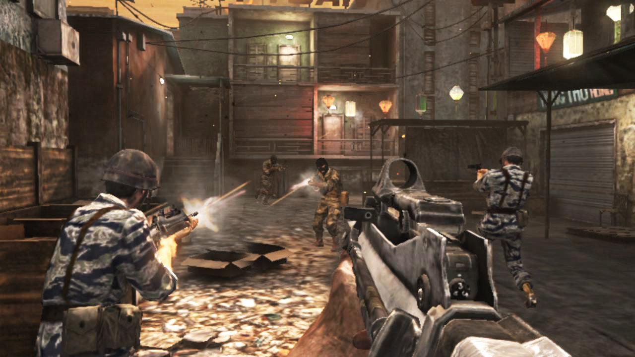 Call of Duty® Black Ops: Declassified Game   PSVITA