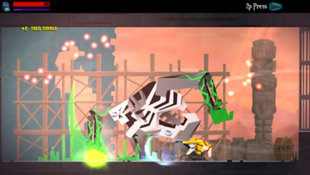 Guacamelee! Screenshot 3