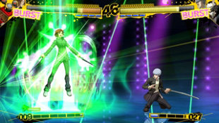 Persona®4 Arena™ Screenshot 2