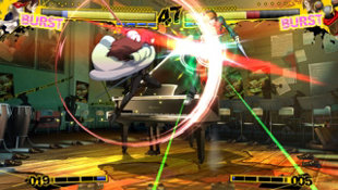 Persona®4 Arena™ Screenshot 3