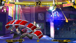 Persona®4 Arena™ Screenshot 5