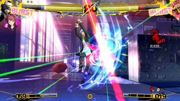 Persona®4 Arena™ Screenshot 7