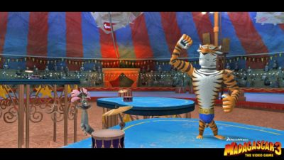 Madagascar 3 The Video Game Game PS3 PlayStation
