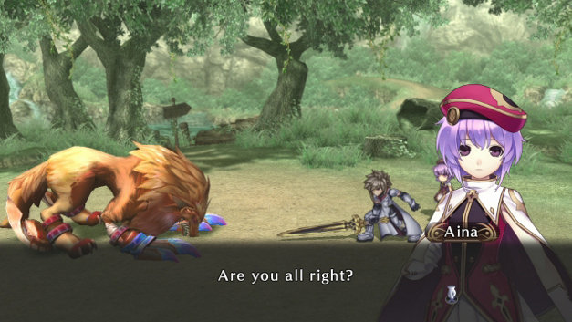 Record of Agarest War 2 Screenshot 1