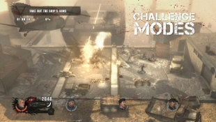 The Expendables 2 Videogame Screenshot 6