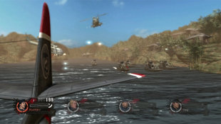 The Expendables 2 Videogame Screenshot 8