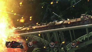The Expendables 2 Videogame Screenshot 12