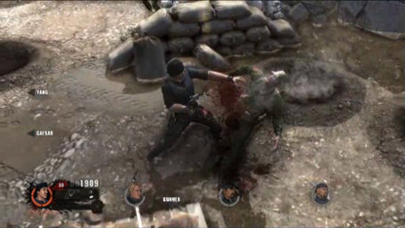 The Expendables 2 Videogame Trailer
