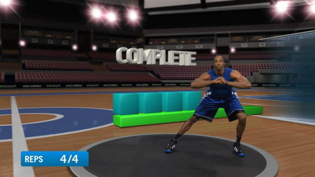 Adidas® micoach Screenshot 1