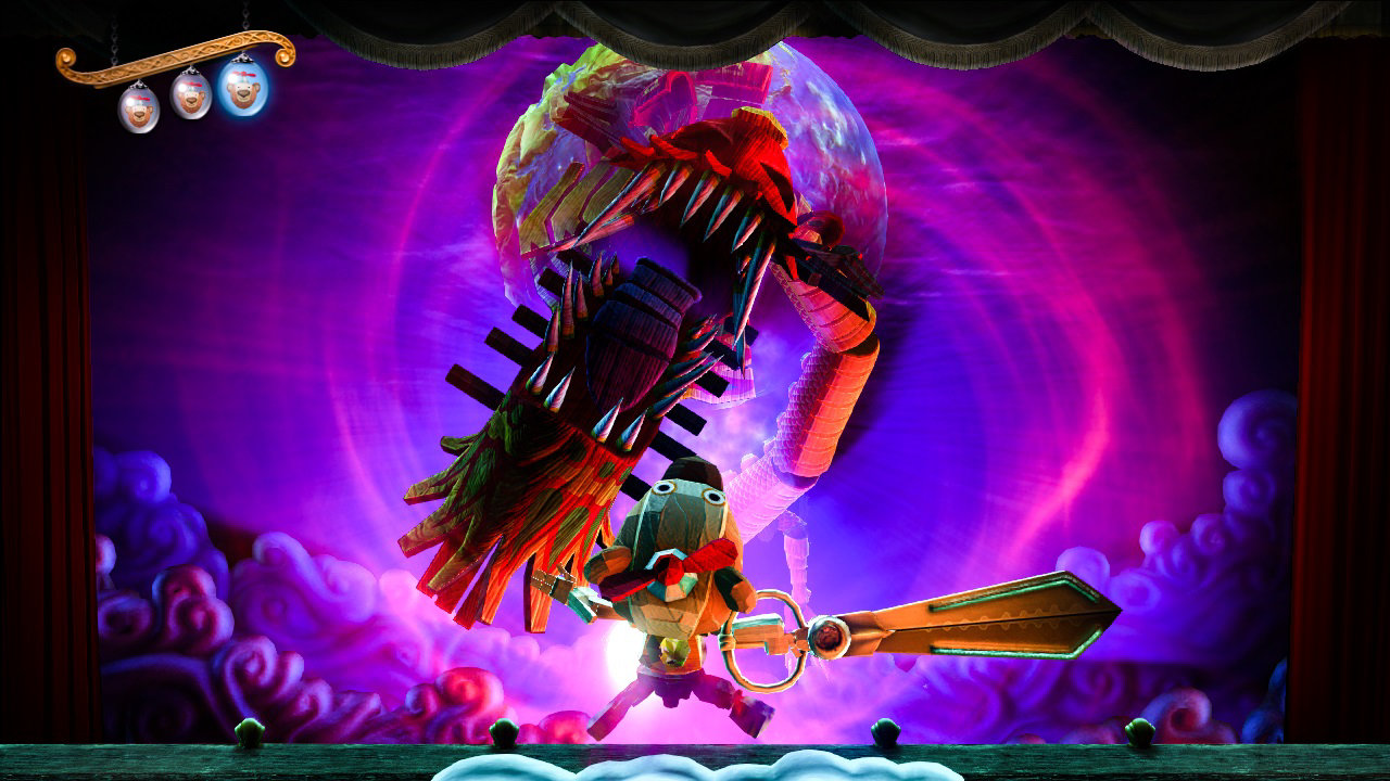 Puppeteer™ Game | PS3 - PlayStation