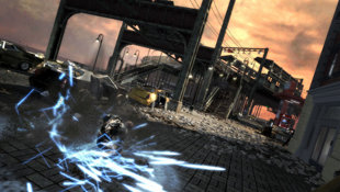 inFAMOUS™ Collection Screenshot 3