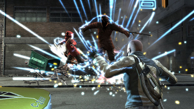 inFAMOUS™ Collection Screenshot 4