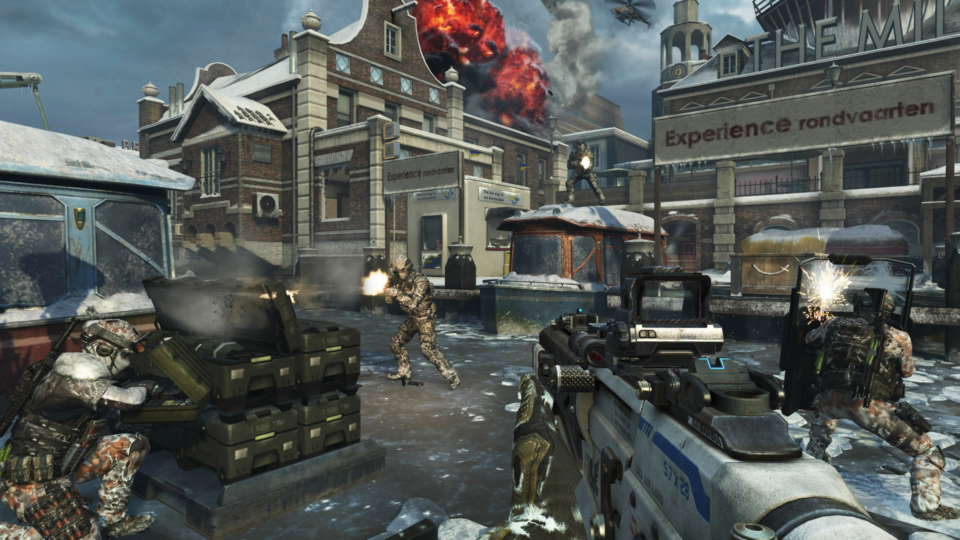Image result for CALL OF DUTY: BLACK OPS II