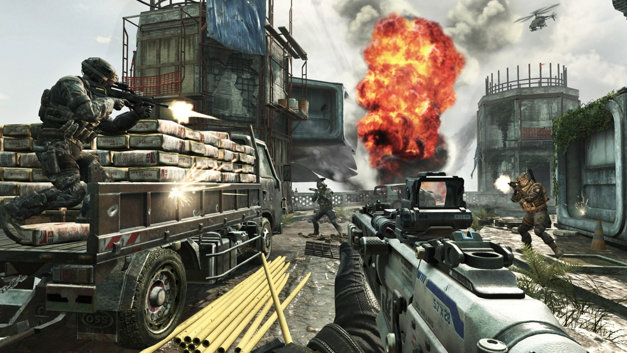 Call of Duty® Black Ops II Screenshot 4