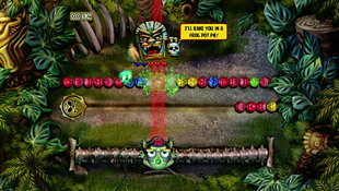 Zuma's Revenge! Screenshot 5