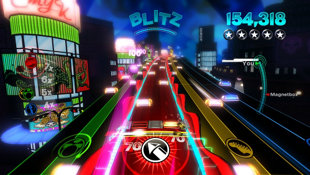Rock Band™ Blitz Screenshot 3