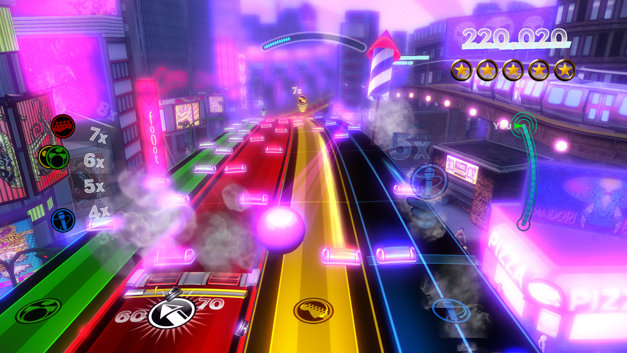 Rock Band™ Blitz Screenshot 4