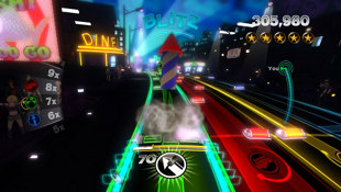 Rock Band™ Blitz Screenshot 5