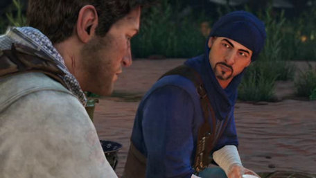 UNCHARTED 3: Drake's Deception™ - GAME OF THE YEAR EDITION