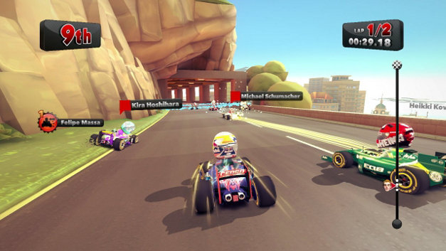 F1 Race Stars™  Screenshot 10