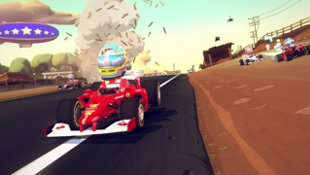 F1 Race Stars™  Screenshot 3