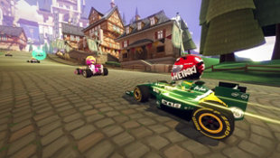 F1 Race Stars™  Screenshot 6