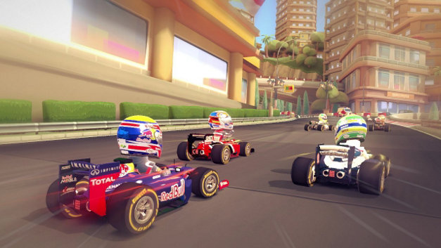 F1 Race Stars™  Screenshot 7