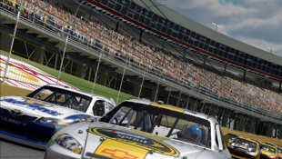NASCAR THE GAME INSIDE LINE Screenshot 3
