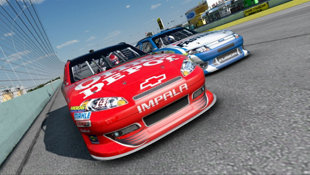 NASCAR THE GAME INSIDE LINE Screenshot 5