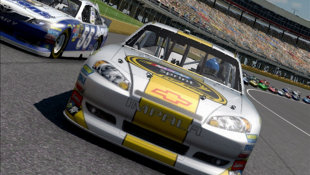 NASCAR THE GAME INSIDE LINE