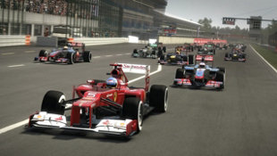 F1 2012™ Screenshot 5