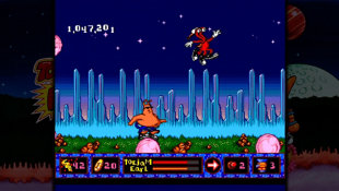 ToeJam & Earl in Panic on Funkotron Screenshot 2