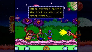 ToeJam & Earl in Panic on Funkotron Screenshot 3
