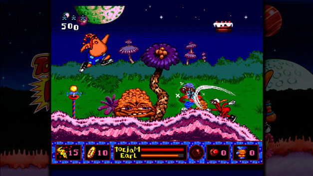 ToeJam & Earl in Panic on Funkotron Screenshot 4